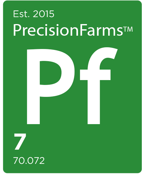 Precision Farms Logo